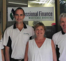 Professional Finance Mortgage Broker staff